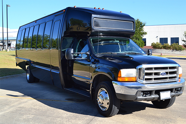 Airport Transportation Party Bus in Toledo