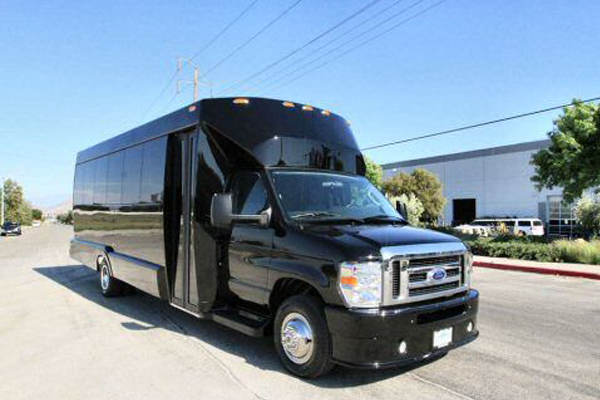 Charter Party Bus in Toledo
