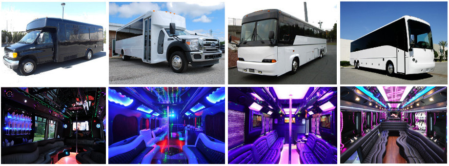 party buses for rent in Toledo